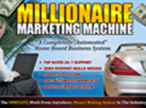 Millionaire Marketing Machine Image